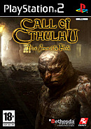 jaquette PlayStation 2 Call Of Cthulhu Dark Corners Of The Earth