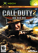 jaquette Xbox Call Of Duty 2 Big Red One