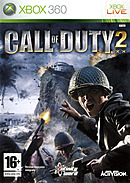 jaquette Xbox 360 Call Of Duty 2