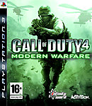 jaquette PlayStation 3 Call Of Duty 4 Modern Warfare
