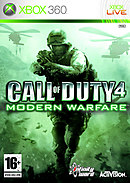 jaquette Xbox 360 Call Of Duty 4 Modern Warfare