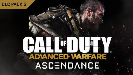 jaquette PlayStation 3 Call Of Duty Advanced Warfare Ascendance