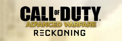 jaquette PlayStation 3 Call Of Duty Advanced Warfare Reckoning