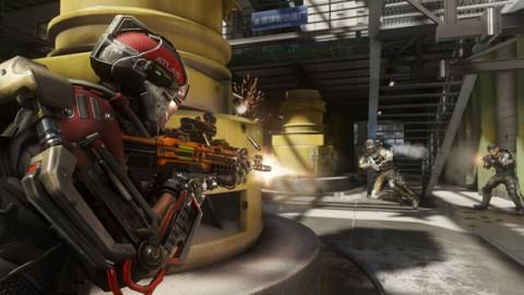 jaquette Xbox 360 Call Of Duty Advanced Warfare Supremacy