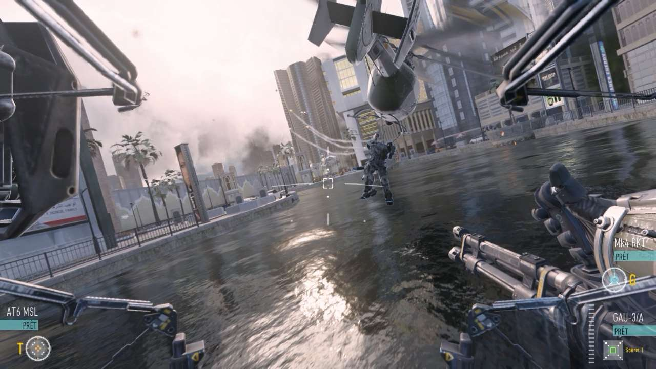 Screenshots capture d 39 ecran pour call of duty advanced for Capture 2cran