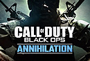 jaquette Xbox 360 Call Of Duty Black Ops Annihilation