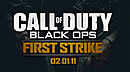 jaquette Xbox 360 Call Of Duty Black Ops First Strike