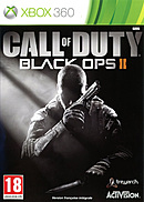 jaquette Xbox 360 Call Of Duty Black Ops II