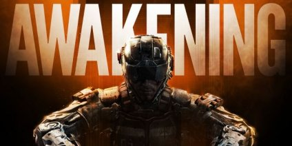 jaquette PlayStation 4 Call Of Duty Black Ops III Awakening