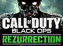 jaquette Xbox 360 Call Of Duty Black Ops Rezurrection