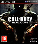 jaquette PlayStation 3 Call Of Duty Black Ops