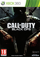 jaquette Xbox 360 Call Of Duty Black Ops