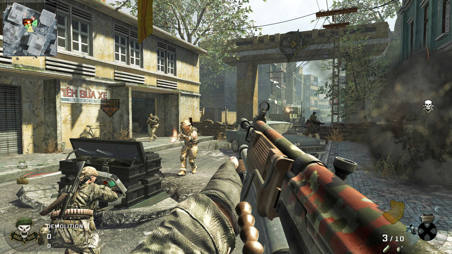 call of duty essay paper
