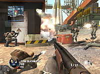 Black Ops Launch TDM Wii