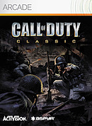 jaquette Xbox 360 Call Of Duty Classic