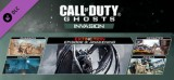 jaquette PlayStation 4 Call Of Duty Ghosts Invasion