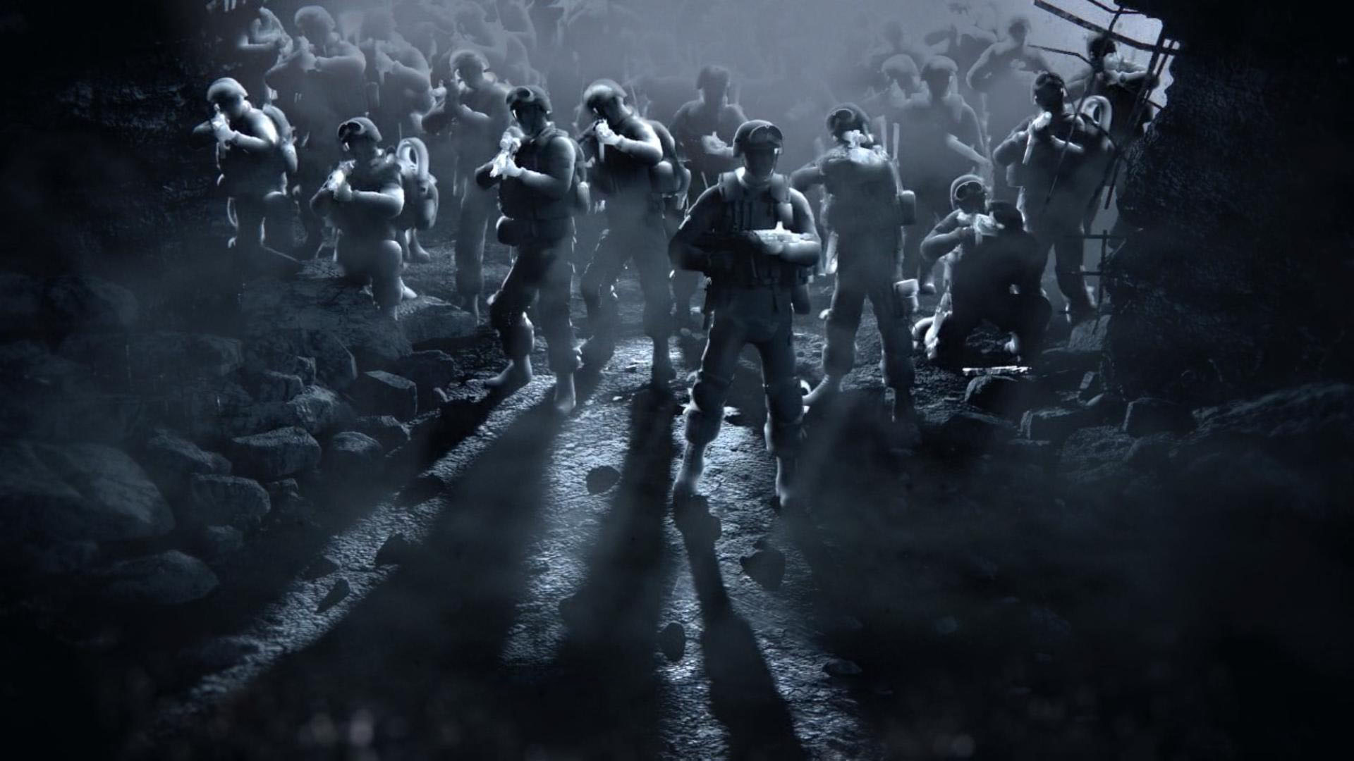 Wallpapers fond d 39 ecran pour call of duty ghosts pc for Fond ecrant pc