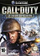 jaquette Gamecube Call Of Duty Le Jour De Gloire