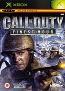 jaquette Xbox Call Of Duty Le Jour De Gloire