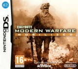 jaquette Nintendo DS Call Of Duty Modern Warfare 2