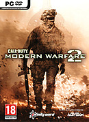 jaquette PC Call Of Duty Modern Warfare 2
