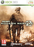 jaquette Xbox 360 Call Of Duty Modern Warfare 2