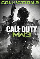 jaquette Xbox 360 Call Of Duty Modern Warfare 3 Collection 2