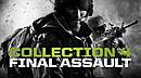 jaquette Xbox 360 Call Of Duty Modern Warfare 3 Collection 4 Final Assault