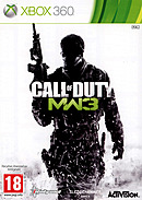 jaquette Xbox 360 Call Of Duty Modern Warfare 3