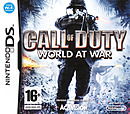 jaquette Nintendo DS Call Of Duty World At War