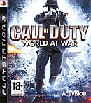 jaquette PlayStation 3 Call Of Duty World At War