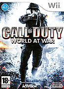 jaquette Wii Call Of Duty World At War
