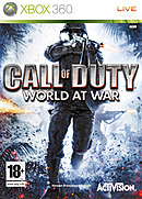 jaquette Xbox 360 Call Of Duty World At War