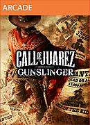 jaquette Xbox 360 Call Of Juarez Gunslinger