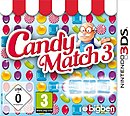jaquette Nintendo 3DS Candy Match 3