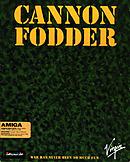 jaquette Amiga Cannon Fodder