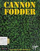 jaquette Atari ST Cannon Fodder