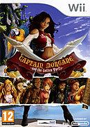 jaquette Wii Captain Morgane Et La Tortue D Or