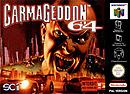 jaquette Nintendo 64 Carmageddon