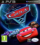 jaquette PlayStation 3 Cars 2