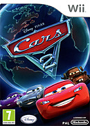 jaquette Wii Cars 2