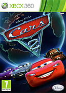 jaquette Xbox 360 Cars 2