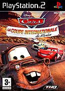 jaquette PlayStation 2 Cars La Coupe Internationale De Martin