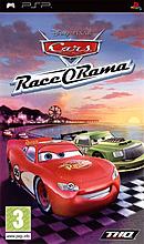 jaquette PSP Cars Race O Rama