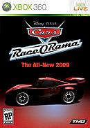 jaquette Xbox 360 Cars Race O Rama