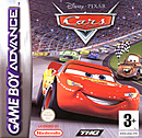 jaquette GBA Cars