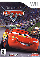 jaquette Wii Cars
