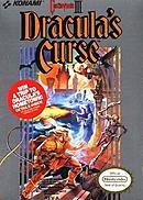 jaquette Nes Castlevania III Dracula s Curse