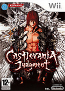 jaquette Wii Castlevania Judgment