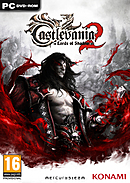 jaquette PC Castlevania Lords Of Shadow 2